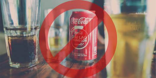 Slow Carb Regel 3 - Trink keine Kalorien
