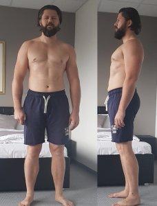 6 Wochen Fettabbau Herausforderung