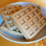 Slow Carb Protein-Waffeln